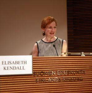 Elisabeth Kendall