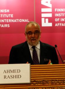 Ahmed Rashid