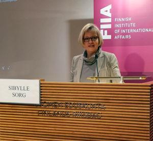 Sibylle Sorg