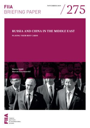 Russia and China in the Middle East: Playing their best cards