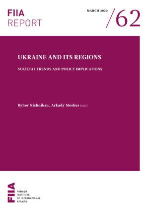 Ukraine and its regions: Societal trends and policy implications