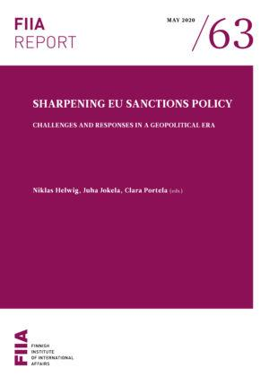 Sharpening EU sanctions policy: Challenges and responses in a geopolitical era