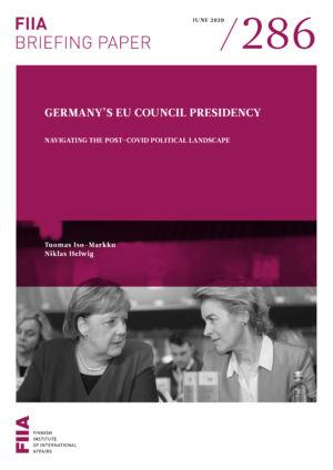 Germany's EU Council presidency: Navigating the post-Covid political landscape