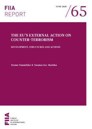 The EU's external action on counter-terrorism: Development, structures and actions