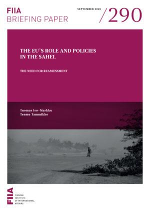 The EU's role and policies in the Sahel: The need for reassessment