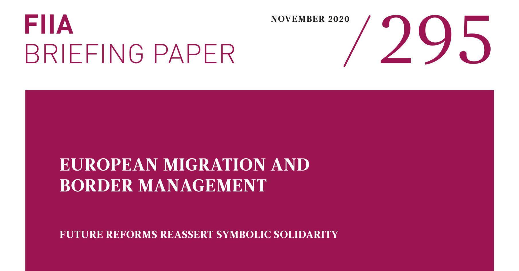 Migration Suomeksi