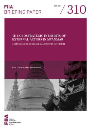 The geostrategic interests of external actors in Myanmar: A struggle for influence in a country in turmoil