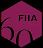 FIIA 60 years logo